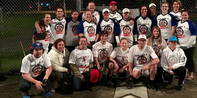 Ottawa Softball Post Game 3, SBW Comp vs Moaning Mooses