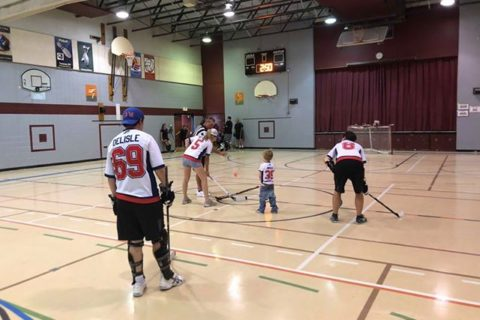 Ottawa Ball Hockey Post Game 2, SBW vs FO