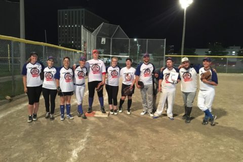 Ottawa Softball Post Game, SBW Thursday vs McGlovin