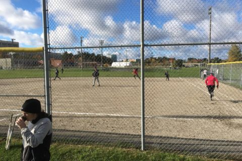 Ottawa Softball – SBW SloppIER Seconds Tournament Post game – Icebreakers vs Reballs