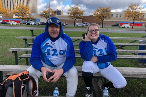 Ottawa Softball –  SBW SloppIER Seconds Tournament Post game – Maybe Next Year vs H2O
