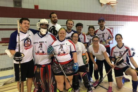 Ottawa Ball Hockey Post Game 7, SBW vs No ReGretzky's