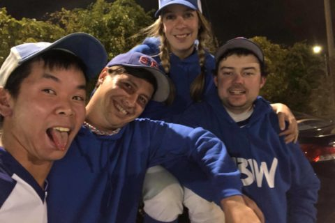 Ottawa Softball Post Game, SBW Expansion VS Maybe Next Year