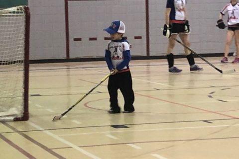 Ottawa Ball Hockey Post Game 4, SBW vs  Muskies