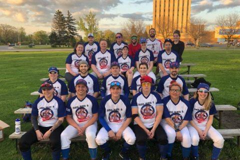 Ottawa Softball Post Game 2, SBW Beer EH vs SBW Babes