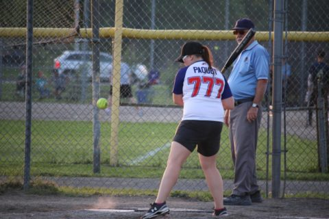 Ottawa Softball Post Game SBW Friday Beer Babes vs Bag Stompers Friday July 12 2019