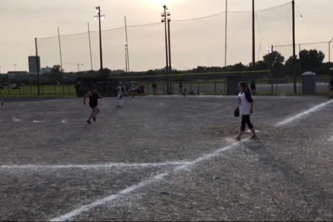 Ottawa Softball SBW Tuesday Comp vs Deloitte Dynamo July 9th, 2019