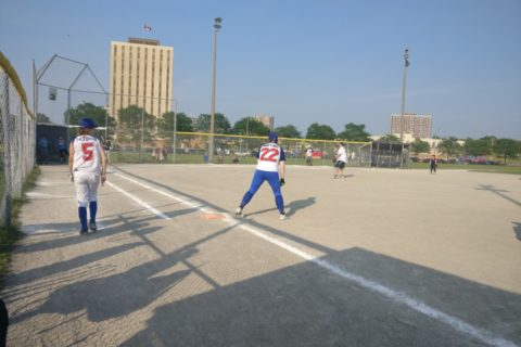 Ottawa Softball Post Game SBW Tuesday Rec vs Iron Pigs July 9th, 2019