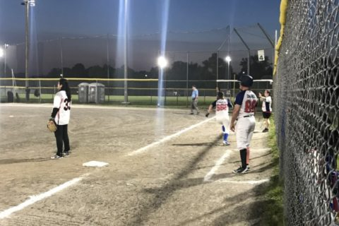 Ottawa Softball Post Game SBW Friday Beer Babes vs Grimreapers July 12, 2019