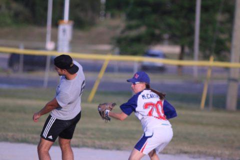 Ottawa Softball Post Game 12, SBW REC vs Softballs Deep