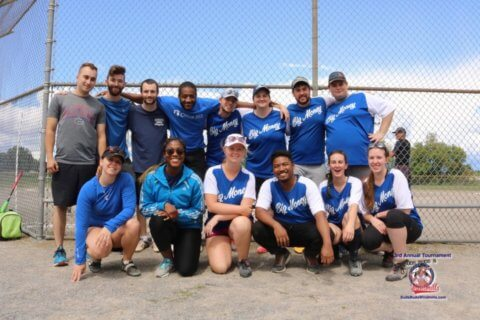 Ottawa Softball – SBW Three-way Tournament Post game – Bottoms Up vs Big Money