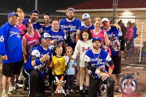 Ottawa Softball – SBW Three-way Tournament Post game – A FINALS – Jager Bombers vs The Crew