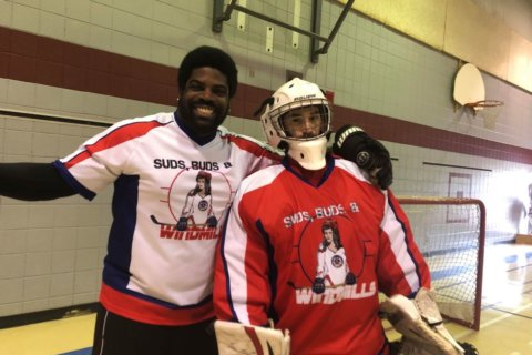 Ottawa Ballhockey Post Game 1  vs FO