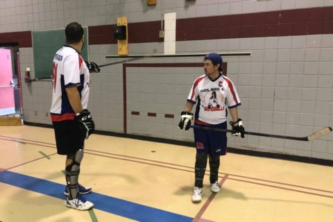 Ottawa Ball Hockey Post Game 5, SBW vs Huskies