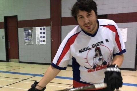 Ottawa Ball Hockey Post Game 4, SBW vs Gars and Gals