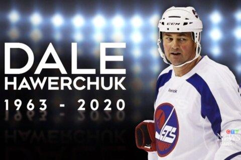 The loss of a true hockey legend!