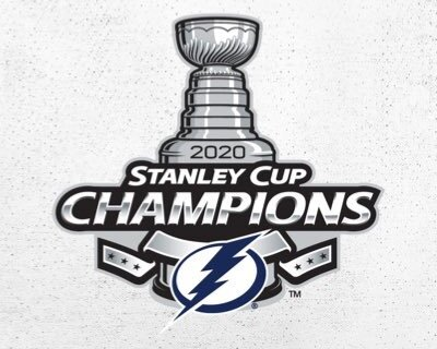 Tampa Bay Lightning are 2020 Stanley Cup Champs!